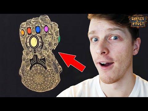 Jak si vyrobit Thanosovu rukavici z alobalu - Shakes & Reddit - Nakashi [CZ]