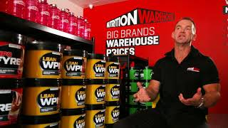 Grant Mayo founder of Nutrition Warehouse raw clip for SUPPS: The Movie