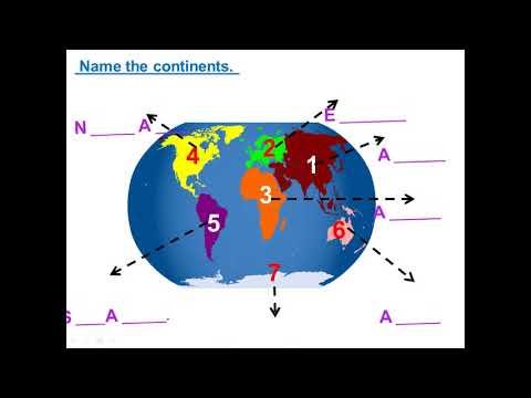 Bài giảng môn Tiếng Anh 6 - Unit 9 Cities of the world