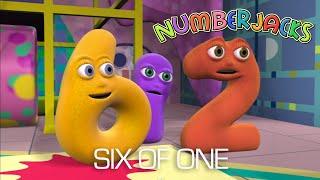 NUMBERJACKS | Six Of One | S1E36
