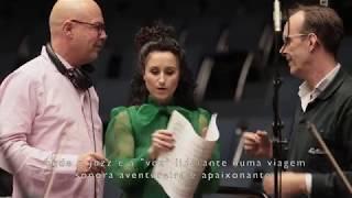 Making of CLOSE TO ME | Maria Mendes ft. Metropole Orkest & John Beasley