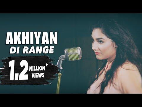 Akhiyan Di Range  Rishi Dhillon
