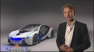 BMW Vision EfficientDynamics Concept Car