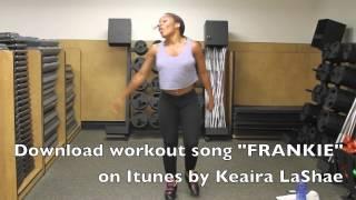 Hiphop Cardio Kickboxing with Keaira LaShae by superherofitnesstv