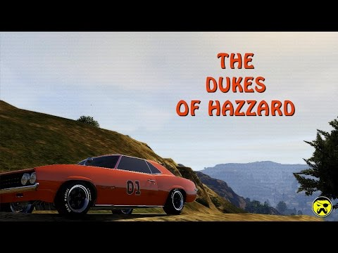 The Dukes Of Hazzard Meets GTA V