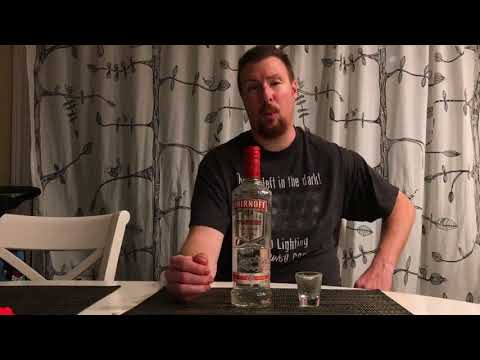 Smirnoff Strawberry Vodka Review