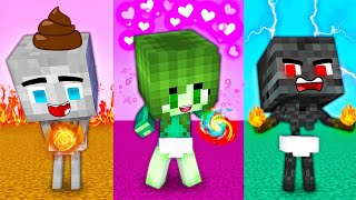 MONSTER SCHOOL - ALL EPISODE - FUNNY MINECRAFT ANIMATION