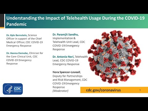 , title : 'Understanding the Impact of Telehealth Usage During COVID-19