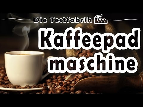 ☕ Kaffeepadmaschine Test – 🏆 Top 3 Kaffeepadmaschine im Test