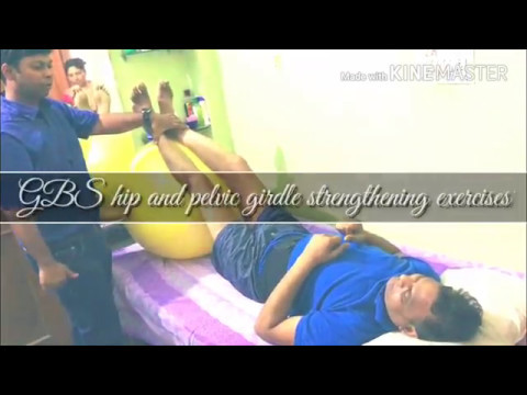 GBS hip and pelvic girdle strengthening exercises Week 2