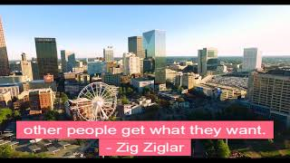 People Get By Zig Ziglar | Business Motivation | Business Tips