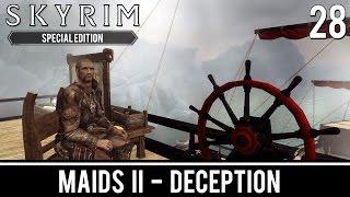 Skyrim Mods: Maids II - Deception - Part 28