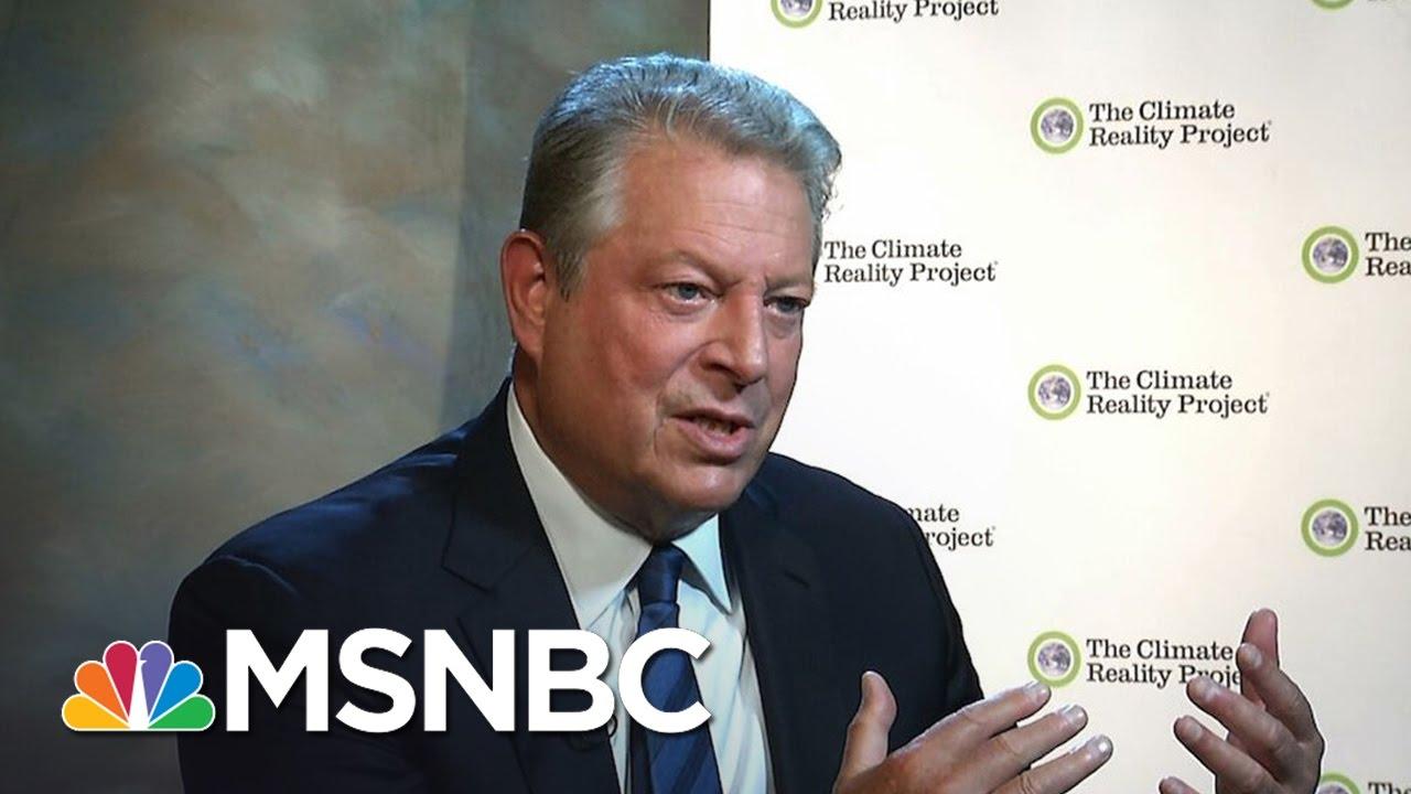 Al Gore Set To Stump For Hillary Clinton | Morning Joe | MSNBC thumbnail
