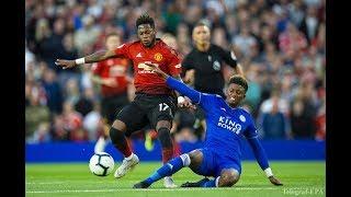 Манчестер Юнайтед - Лестер 2-1 АПЛ 2018-2019 1 тур 10.08.18.