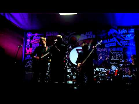 Friend Zone м. Фастів (Three Days Grace -- Give In To Me (Michael Jackson cover))