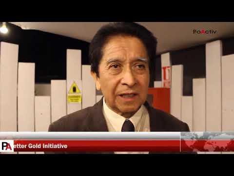 BGI: Guillermo Medina, Coordinador Nacional del Proyecto Better Gold Initiative