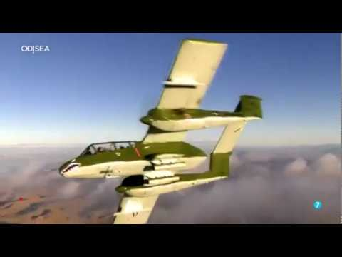 Serie Guerreros del Aire (16) OV-10 Bronco
