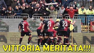 CAGLIARI - SPAL 2-1 | PAVOGOL!!! VITTORIA IMPORTANTE E MERITATA!!! (SERIE A 18/19)