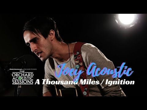 Joey Acoustic Video