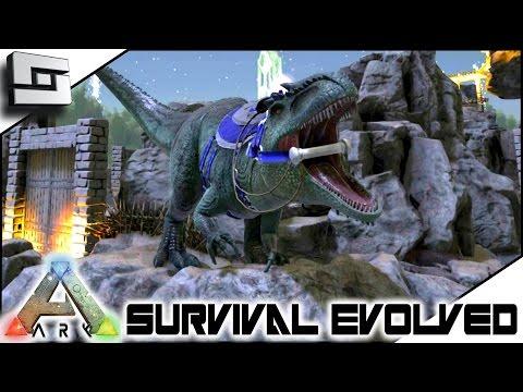 ARK Survival Evolved Walkthrough - SWAMP CAVE COMPLETE! S3E91 ( ) by