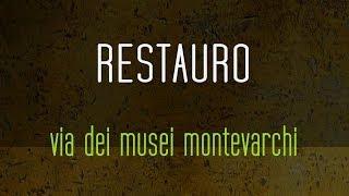 preview picture of video 'Restauro - via dei Musei, Montevarchi'