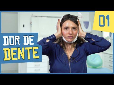 Imagem ilustrativa do vídeo: De Boca Aberta #1 I Aliviar a dor de dente