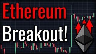 Bitcoin Rally Continues - Ethereum Breakout! (July 2018)
