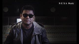 NEXA Music | A. R. Rahman | The Hunt For Emerging Artist #CreateInspire