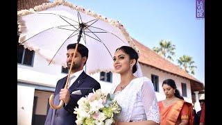 KERALA CHRISTIAN WEDDING HIGHLIGHT CICILY + VIVEK || TEAM LAVENDER || 2019