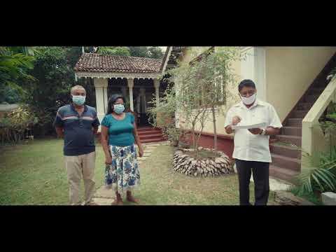NLB 4105 Mahajana Sampatha Winner Ai Wijesekara