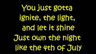 Katy Perry - firework letra