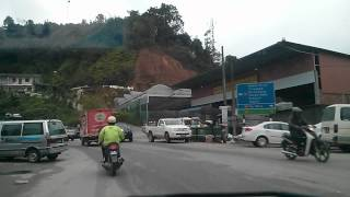 preview picture of video 'Cameron Highlands Drive (Starting from border to Kea Farm, Cameron Highlands) - Video 2'