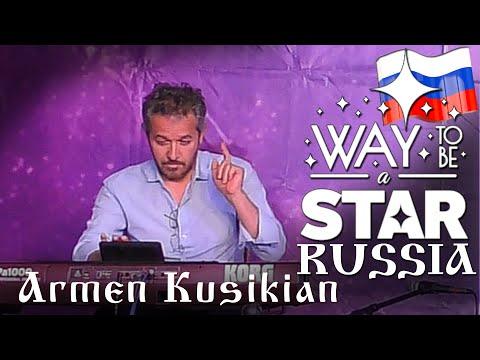 Armen Kusikian ⊰⊱ Gala Show ☆ Way to be a STAR ☆ Russia ★2019 ★