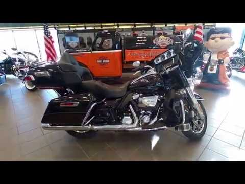 2017 Harley-Davidson Ultra Limited Low FLHTKL