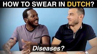 How To SWEAR In DUTCH?