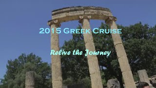 The Alliance Greek Isles Cruise: Relive The Journey