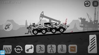 Stickman Destruction 5 Annihilation Walkthrough Part 9 Android Gameplay HD