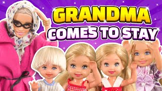 Barbie - Grandma Comes to Stay | Ep.297
