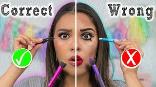 How to Apply Makeup PERFECTLY! 20 Makeup Hacks & Gadgets for Beginners! - Video Youtube