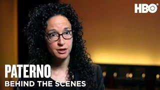 BTS w/ Debora Cahn | Paterno | HBO