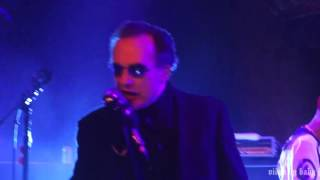 The Damned-STREET OF DREAMS-Live @ Great American Music Hall, San Francisco, CA, April 14, 2016