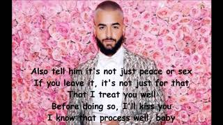 Maluma   Déjale Saber | Letra   English Lyrics