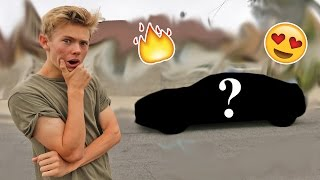 I GOT A NEW CAR!!! *REVEAL*