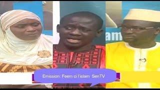 Feem ci l'islam SenTV : (Ndiabar Sa Borom Keur) (Par Seyda Absa Fall & Oustaz Makhtar sarr…)