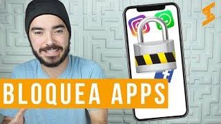 Como Bloquear Aplicaciones en iPhone (Face ID, Touch ID y Contraseña)