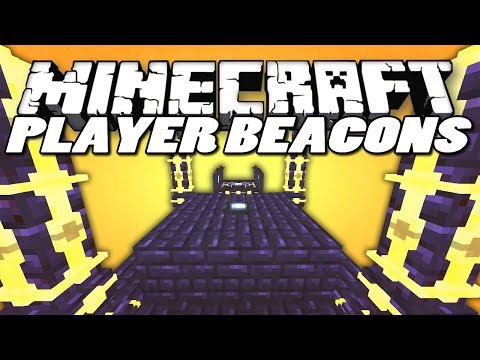 Minecraft   SPECIAL BEACONS MOD (WORLDWIDE POTION EFFECTS)   Mod Showcase