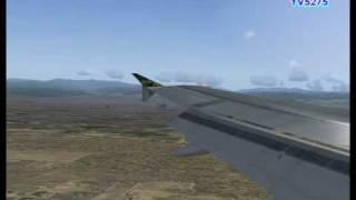 Frontier Flight 580 Salt Lake City - Denver