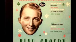 Adeste Fideles by Bing Crosby on 1942 Decca 78.