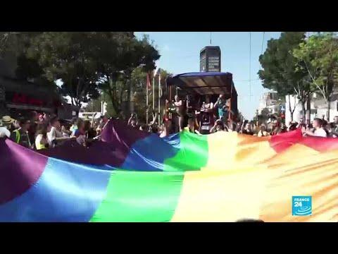 Belgrade gay pride: