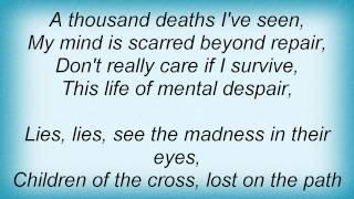 Dismember - Children Of The Cross Lyrics